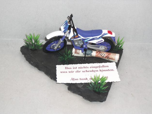 Biker Geschenke  Geschenke für Männer Geldgeschenk Biker Motorradfahrer
