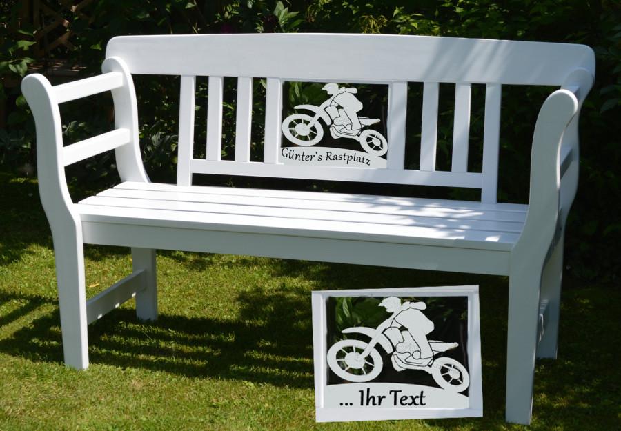 Biker Geschenke  Großmann Duingen Gartenbänke Geschenke zur Hochzeit