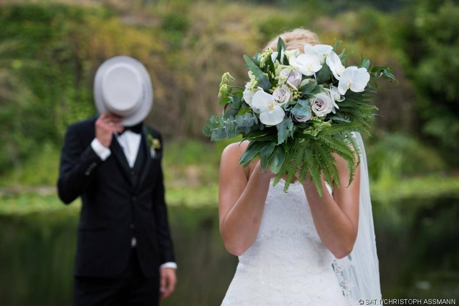 """Bilder Hochzeit  """"Hochzeit auf den ersten Blick"""" Diese Paare sind noch"""