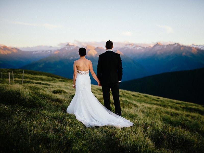 Bilder Hochzeit  Hochzeit feiern Sonnalm