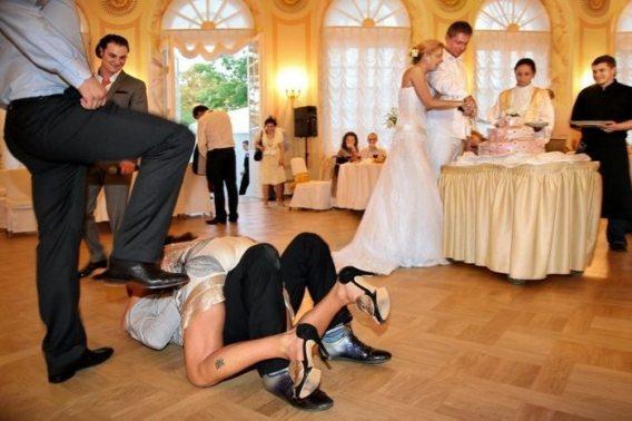 Bilder Hochzeit Lustig  Lustige Hochzeit ID