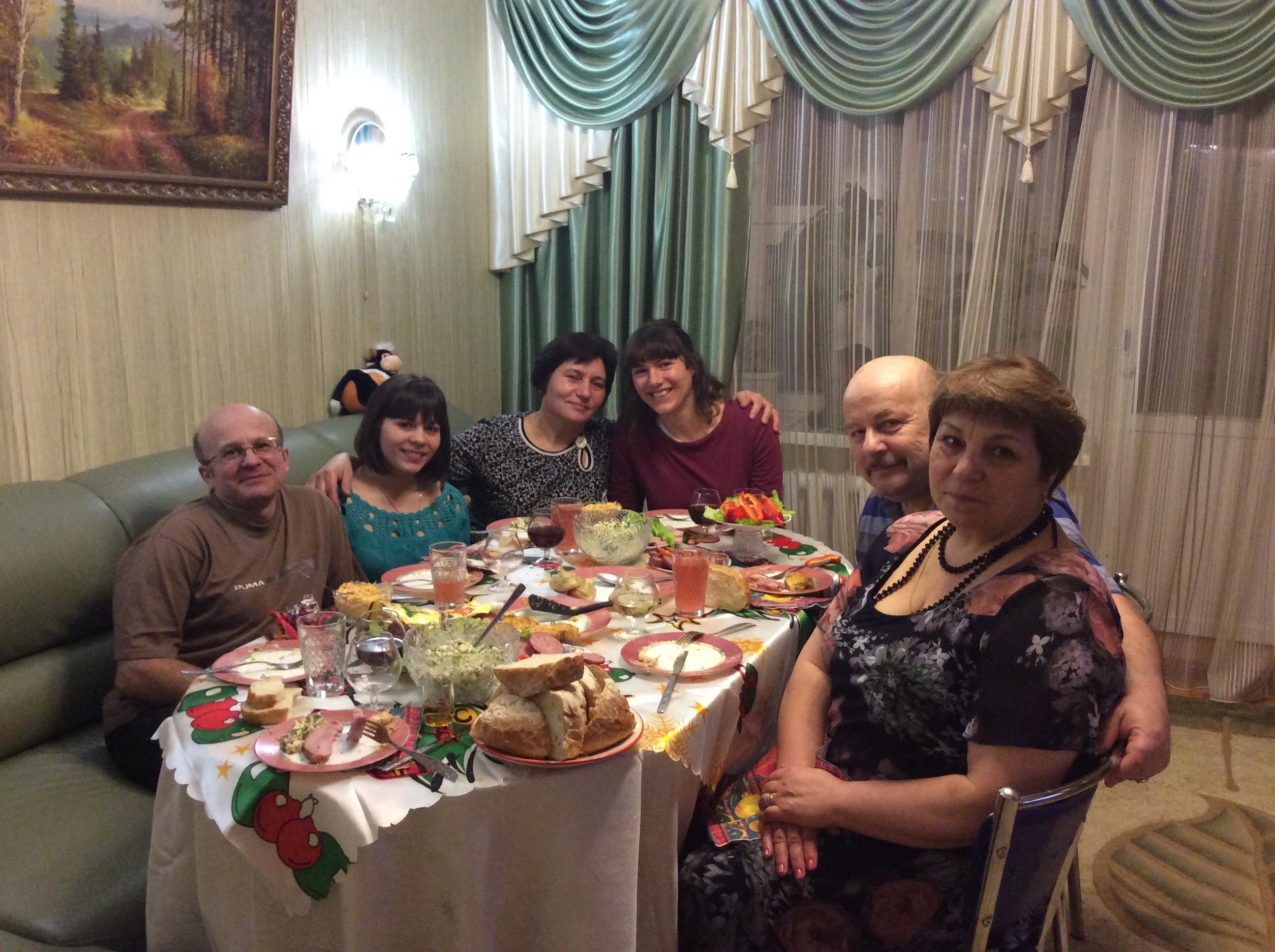 Bitte Keine Geschenke Mitbringen  Eisbaden in Omsk und Ausflug ins Deutsche Dorf Blumenfeld