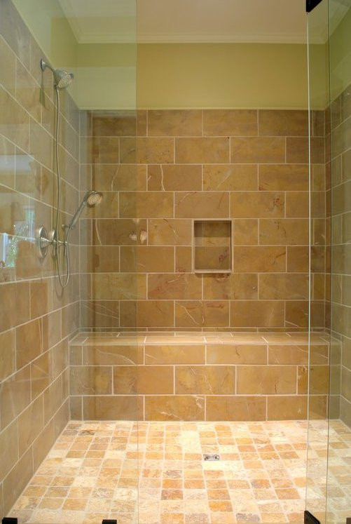 Bodenebene Dusche  Bodenebene Dusche fliesen Anleitung in 3 Schritten