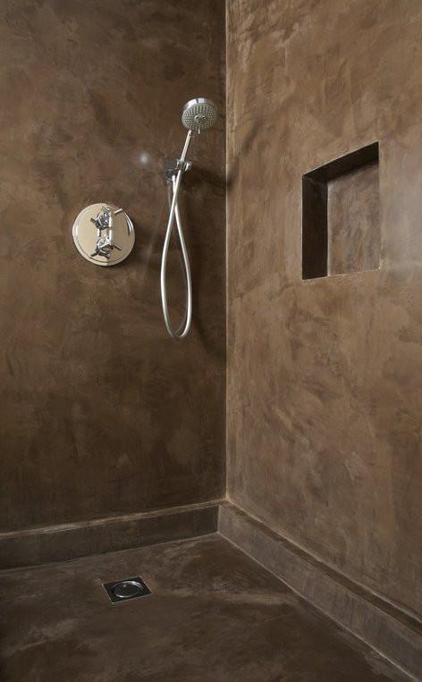 Bodenebene Dusche  Bodenebene Dusche selber machen So wird s gemacht