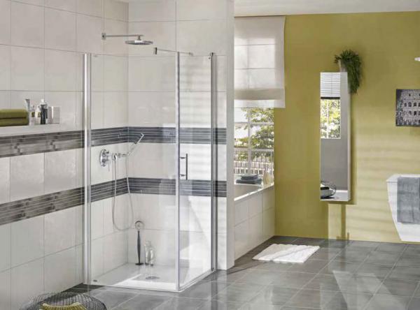 Bodenebene Dusche  Bodenebene Dusche von Bauhaus ansehen