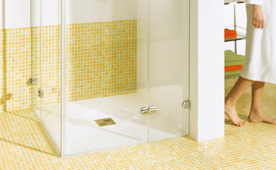 Bodengleiche Dusche  Bodengleiche Dusche Ratgeber von HORNBACH