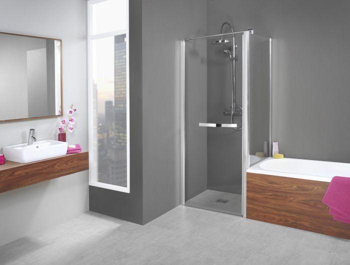 Bodengleiche Dusche  bodengleiche Dusche 100x100 cm befliesbar für