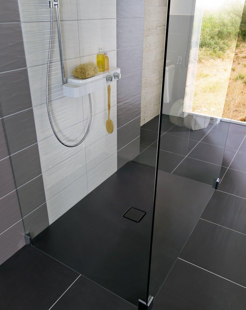 Bodengleiche Dusche  Bodengleiche Duschen Bad und Sanitär Duschen
