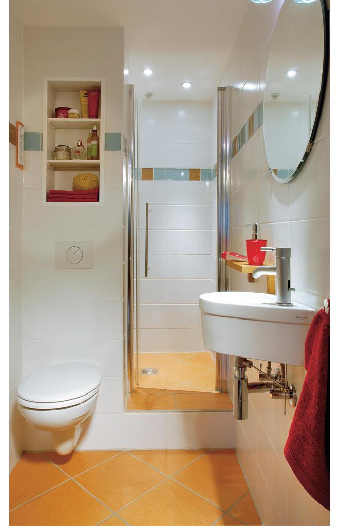 Bodengleiche Dusche  Dusche bauen