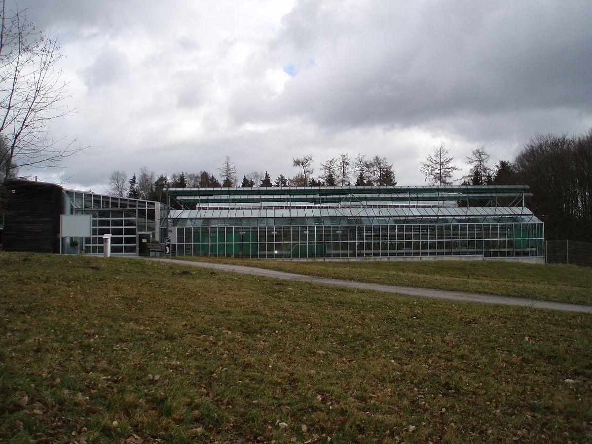 Botanischer Garten Ulm  Botanischer Garten der Universität Ulm
