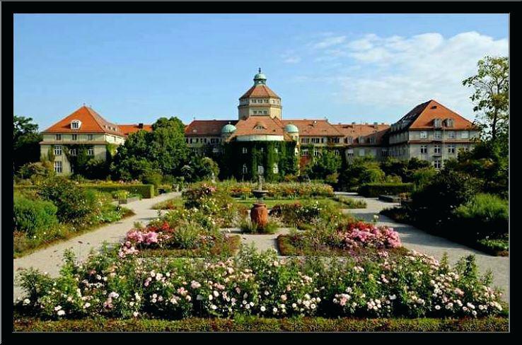 Botanischer Garten Ulm  Ulm Botanischer Garten Hohe Graser Wie Calamagrostis X