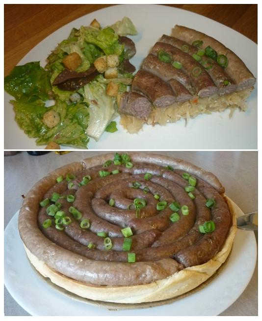 Bratwurst Kuchen  Sauerkraut Bratwurst Kuchen – Essen ohne Grenzen