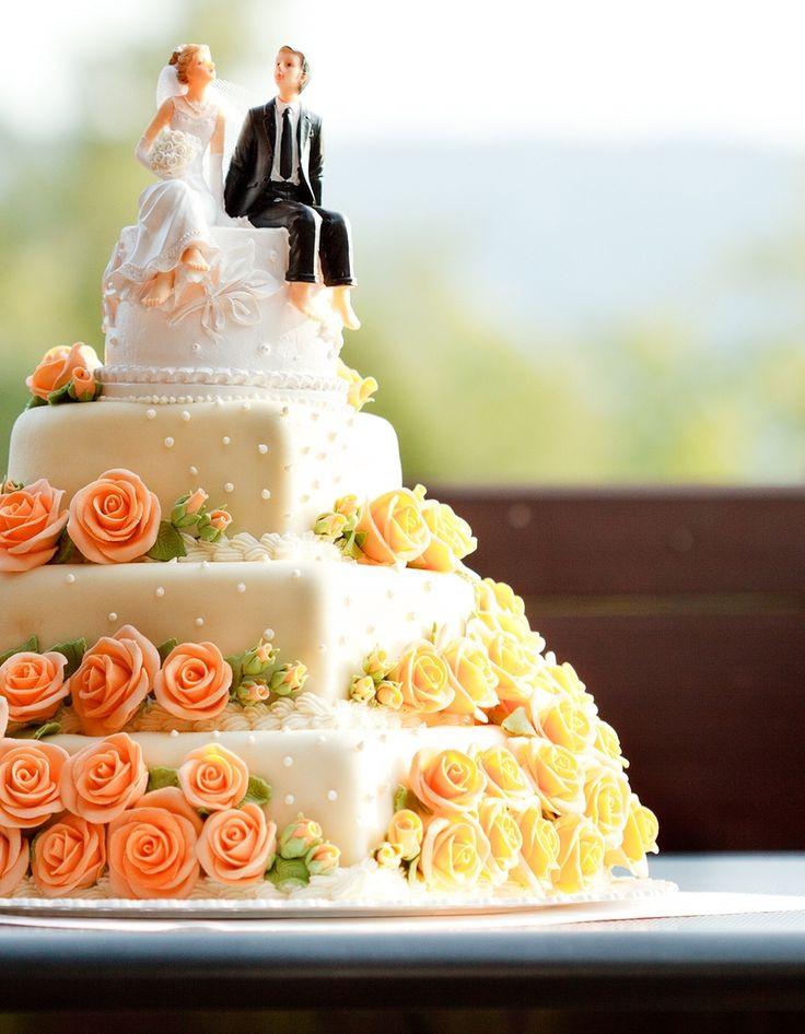 Brautpaar Hochzeitstorte  25 parasta ideaa Pinterestissä Hochzeitstorte Brautpaar