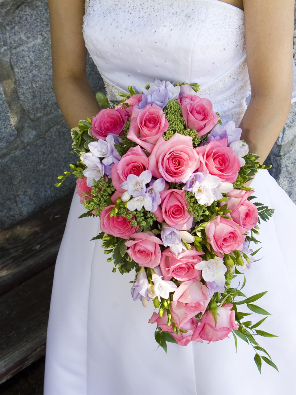 Brautstrauß Bestellen  Brautfloristik – der Brautstrauß in Dresden Chemnitz und