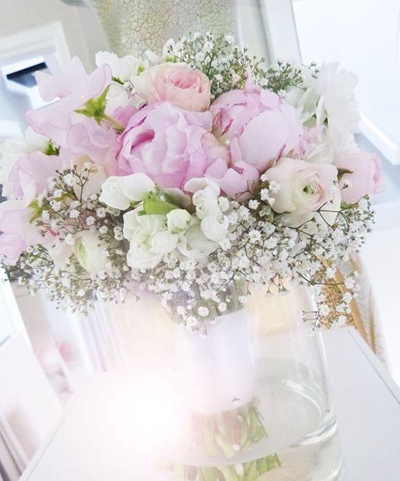 Brautstrauß Hortensien  Die 25 besten Ideen zu Schleierkraut hochzeit auf