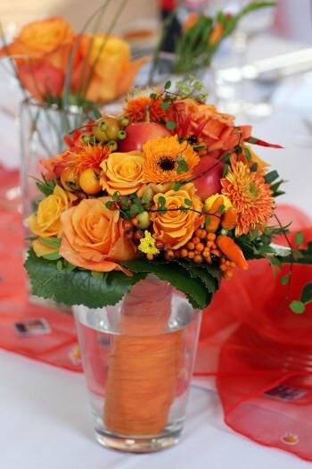Brautstrauß Rot  Brautstrauß Rot Orange Bildergalerie Hochzeitsportal24