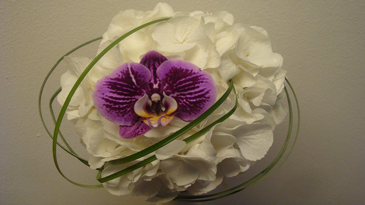Brautstrauß Selber Binden  Hochzeitsfloristik Brautstrauß selber binden Deko Ideen