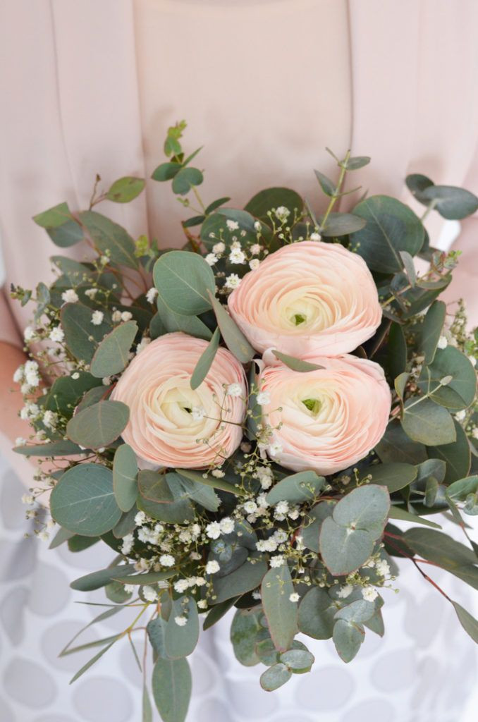 Brautstrauß Selber Binden  Eukalyptus Hochzeit – Teil 1 Brautstrauß selber binden