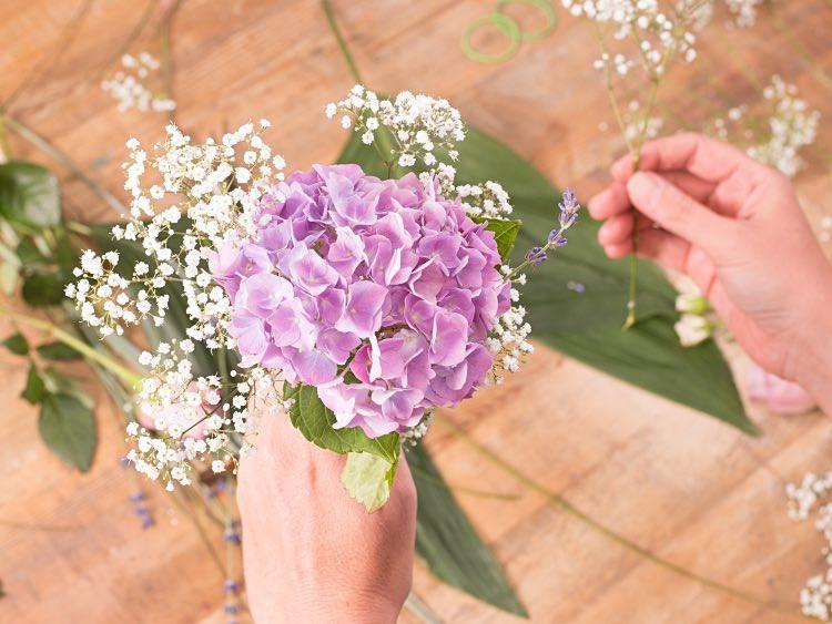 Brautstrauß Selber Binden  Brautstrauß selber binden