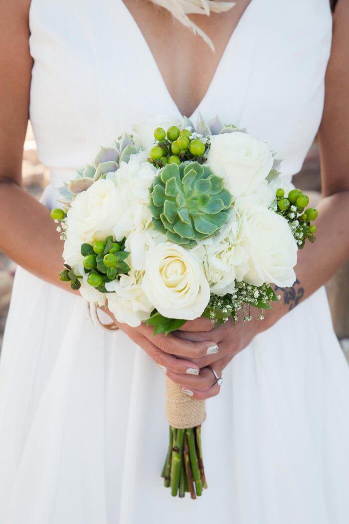 Brautstrauß Weiß  Brautstrauß im Winter – Ideen & Tipps für den Brautstrauß