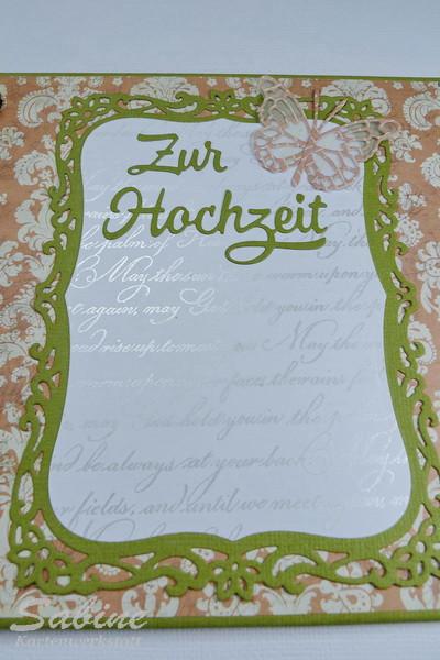 Buch Zur Hochzeit  Kartenwerkstatt Noch ein Wenn Buch zur Hochzeit