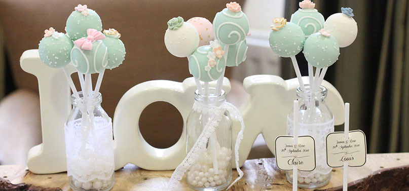 Cake Pop Hochzeit  Cake Pops – so zaubert ihr süßen Kugeln für eure