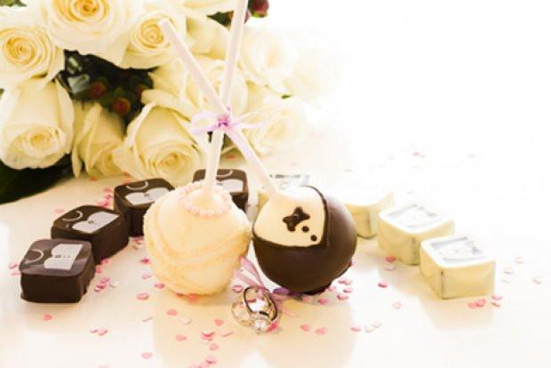 Cake Pop Hochzeit  Hochzeits Cake Pops Rezept