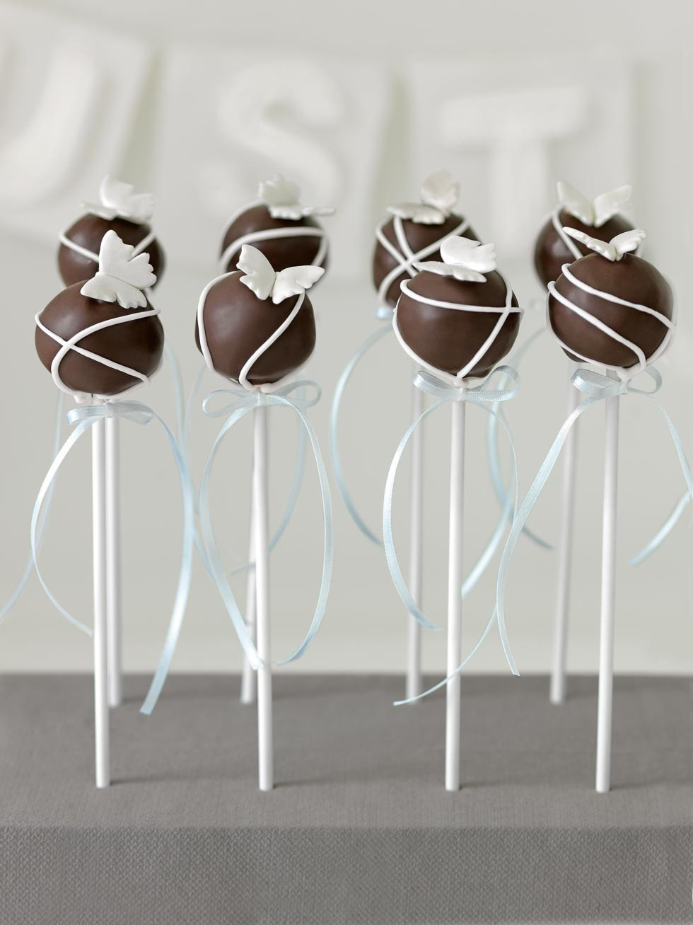Cake Pop Hochzeit  Cake Pops dekorieren Die schönsten Ideen zur Hochzeit