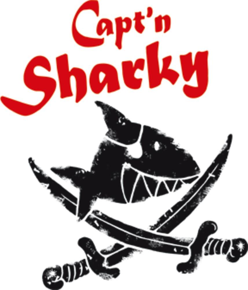 Capt N Sharky Ausmalbilder  ABUS Chain Lock 1510 60 Capt n Sharky