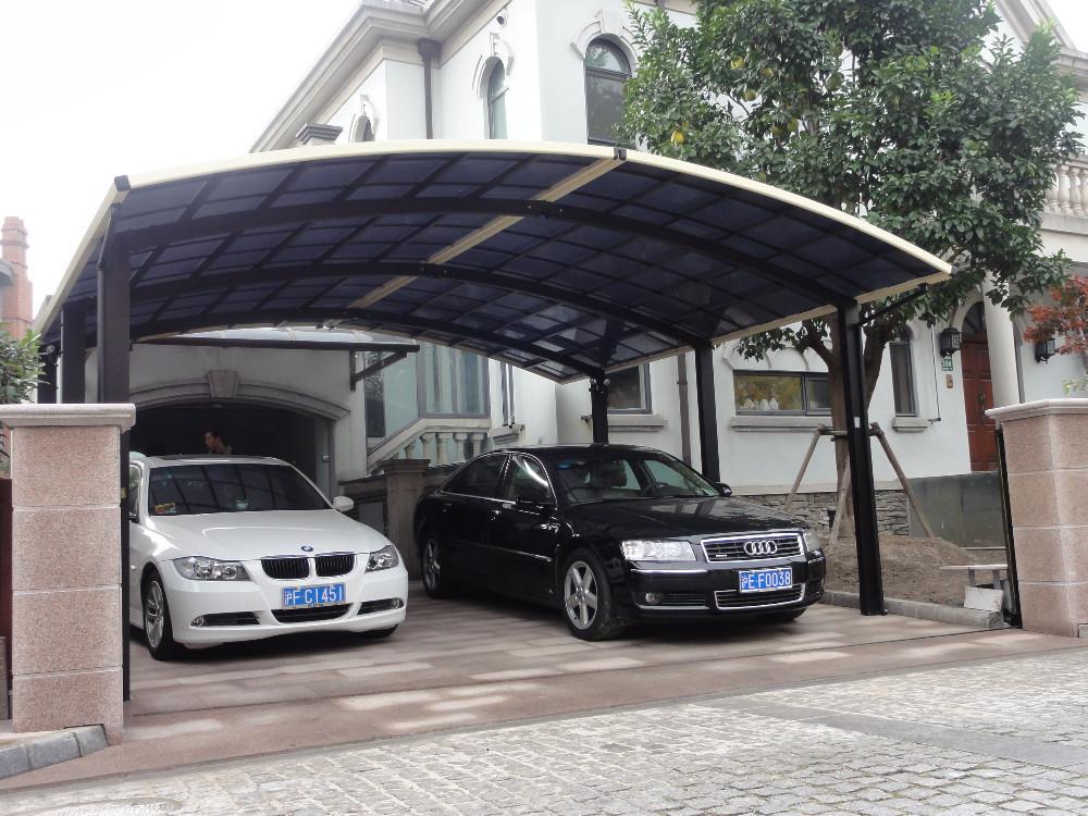 Carport Dachmaterial  Carport kunststoff Carport versenkbare