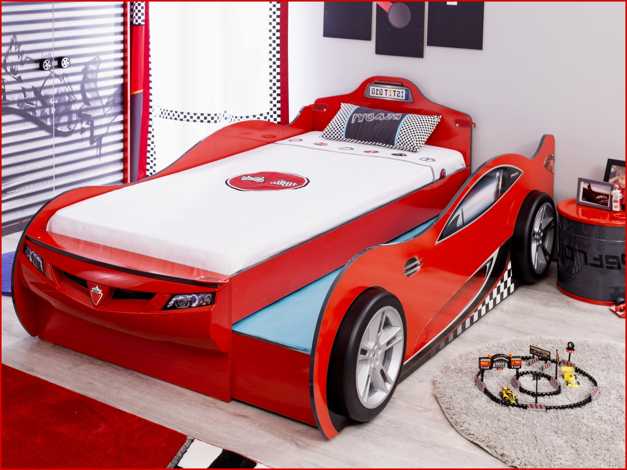 Cars Bett  Car Möbel Bett – Steve Mason