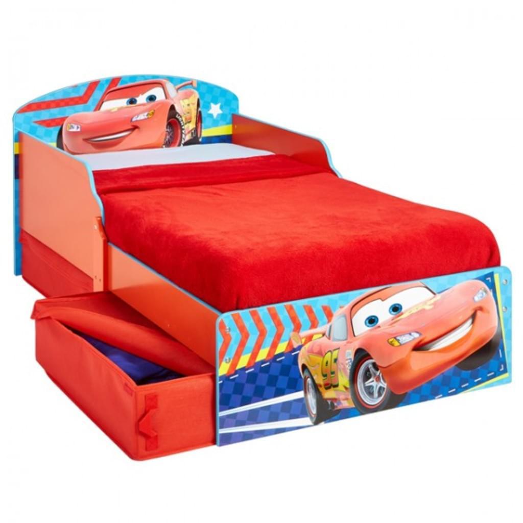 Cars Bett  Disney Cars Lightning McQueen Kinderbett Bett