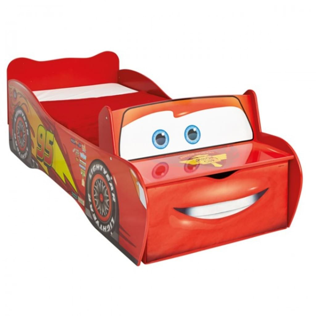 Cars Bett  Disney Cars Kinder Bett Ligthning McQueen Bett