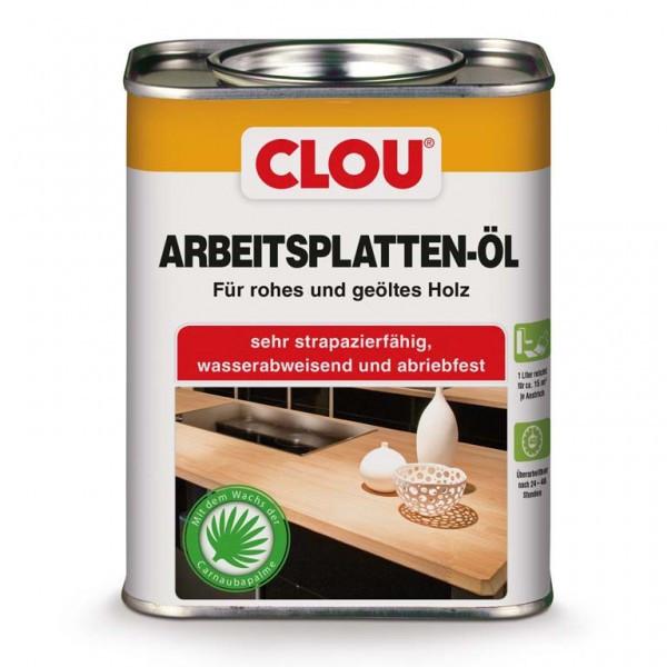 Clou Arbeitsplattenöl  CLOU Arbeitsplatten Öl 0 75l online kaufen