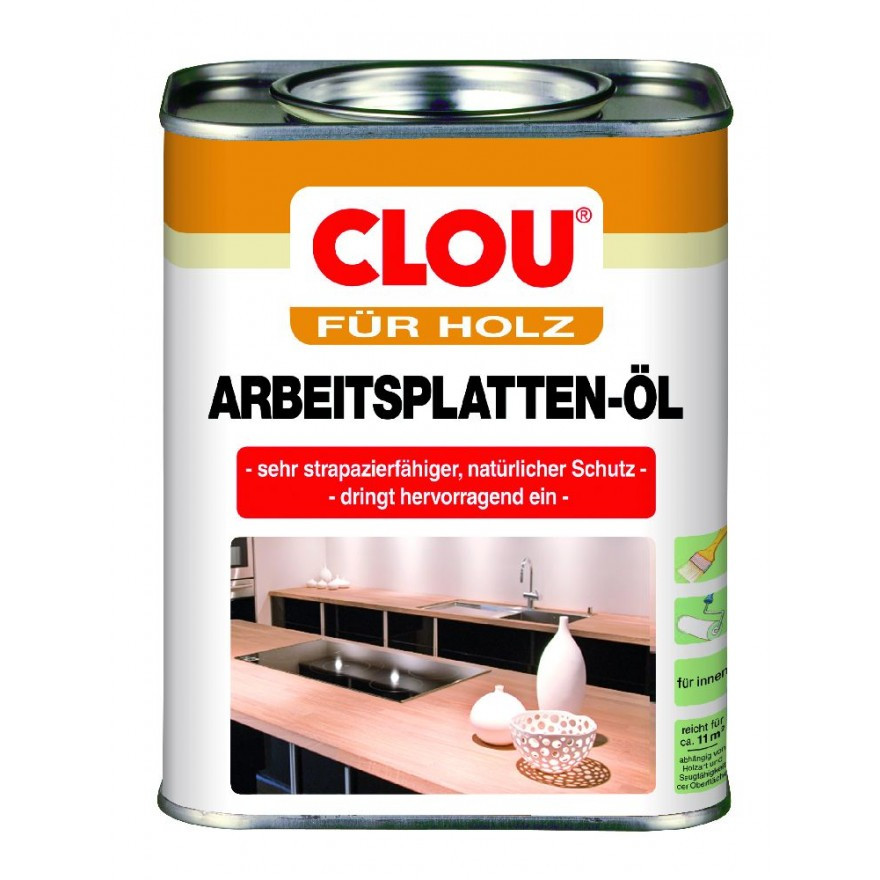 Clou Arbeitsplattenöl  CLOU Arbeitsplatten Öl