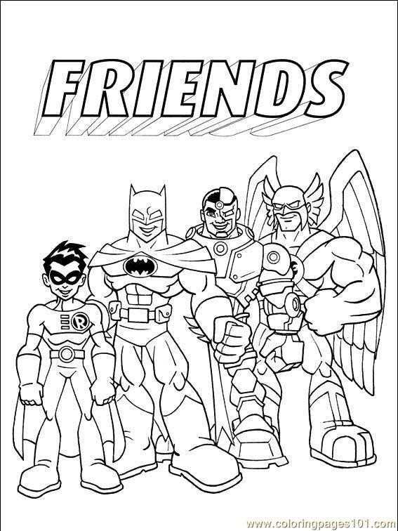 Comic Ausmalbilder  Ausmalbilder ic kostenlos Malvorlagen zum ausdrucken