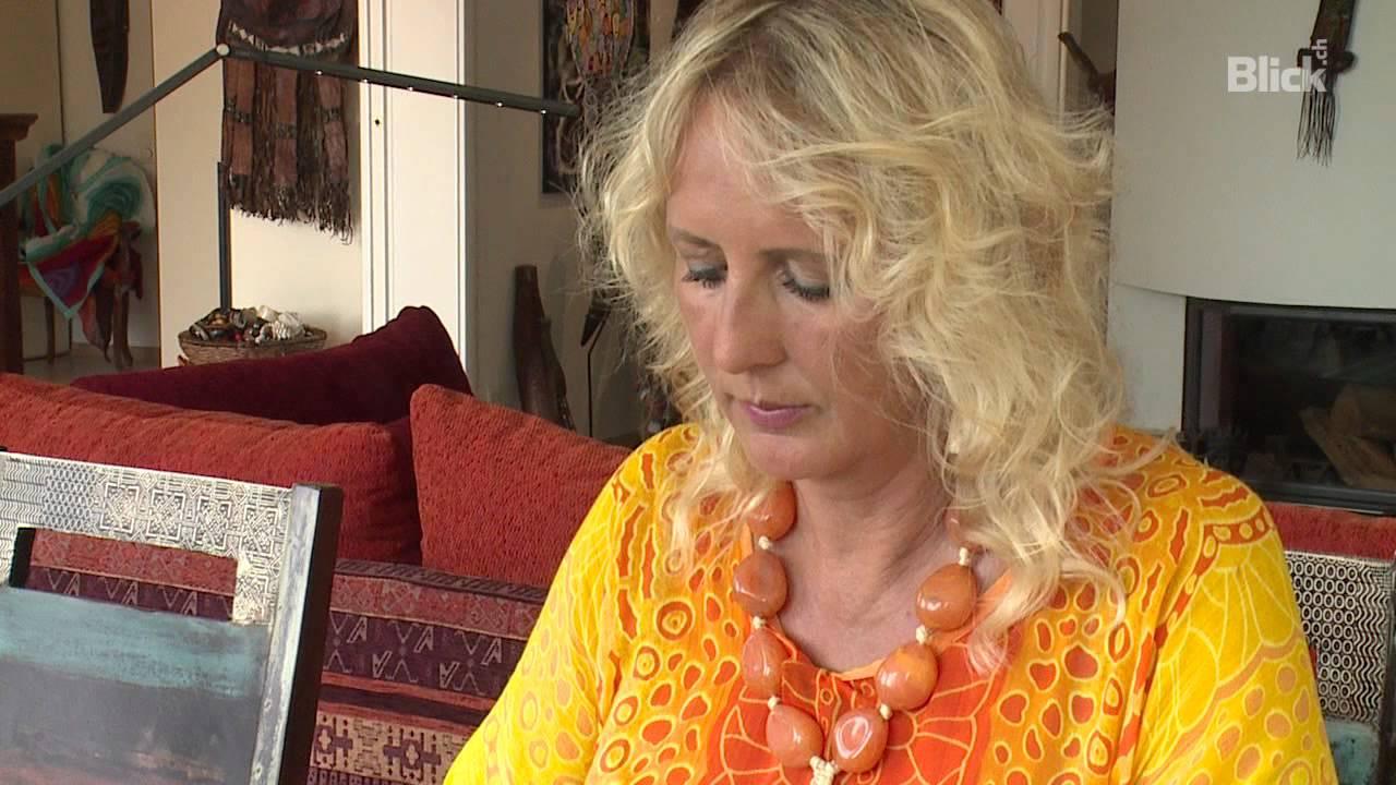 Corinne Hofmann Hochzeit  Zu Besuch in der Villa der Weissen Massai