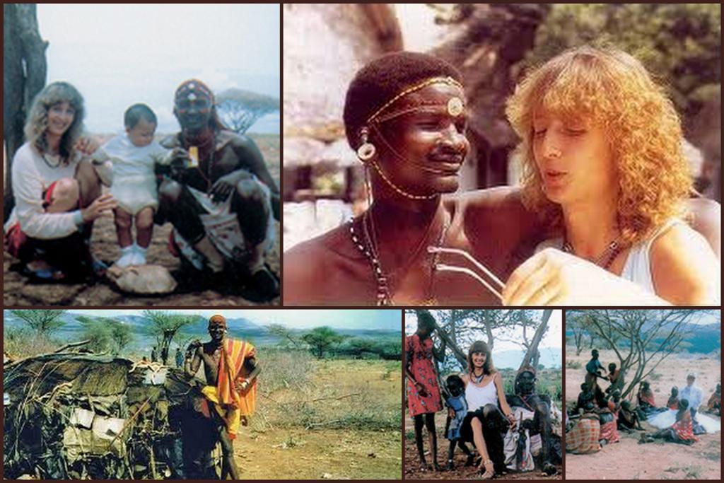 Corinne Hofmann Hochzeit  Din dragoste pentru carti Indragostita de un masai de
