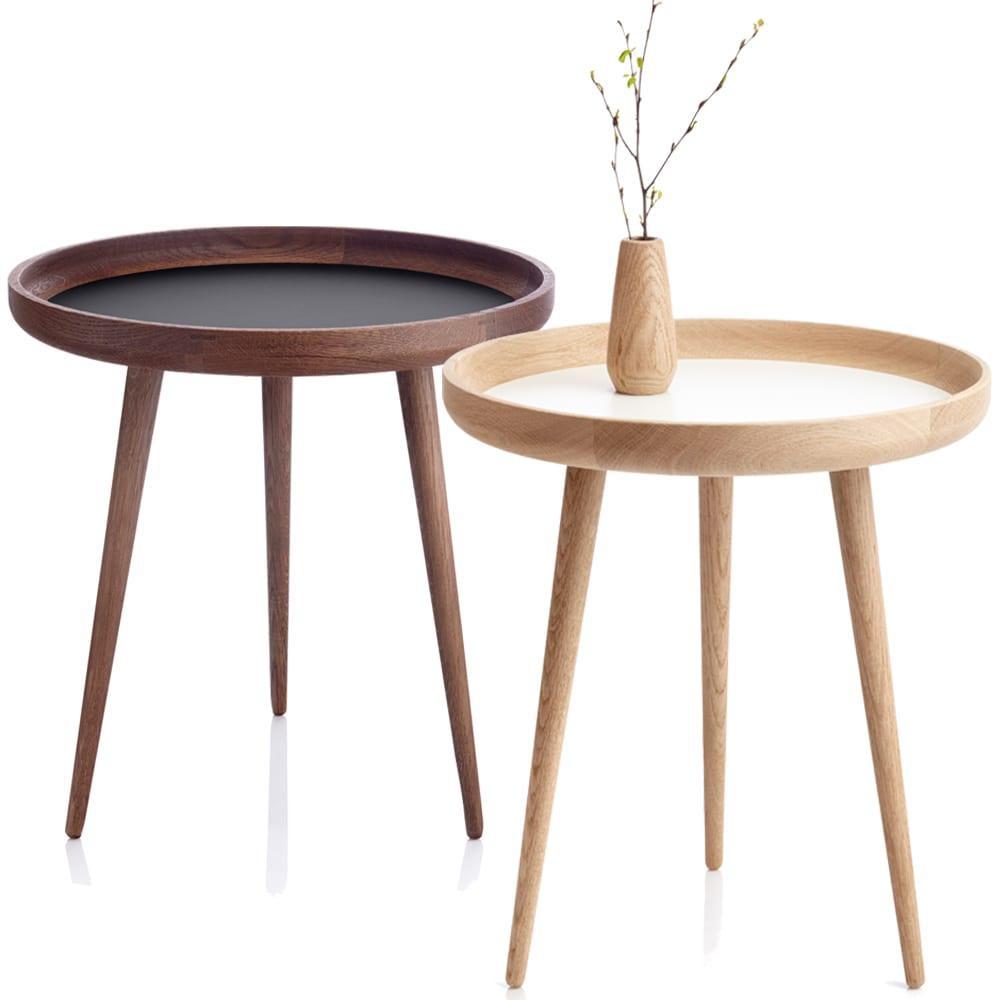 Couchtisch Klein  Der kleine Holztisch von applicata bei ConceptRoom