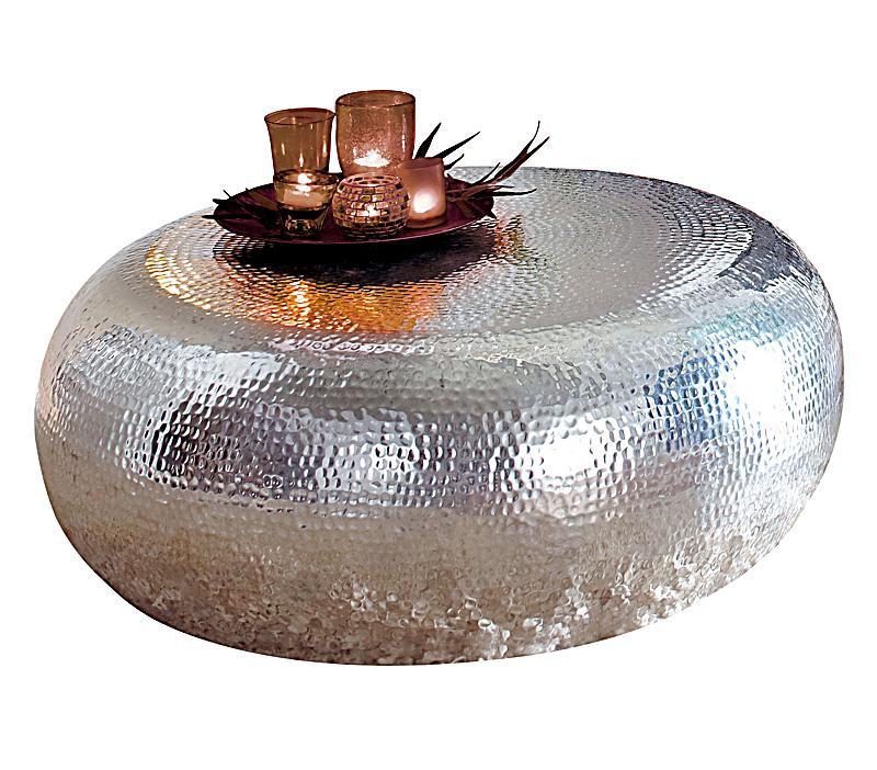 Couchtisch Silber  Couchtisch Galaxy silber jetzt bei Weltbild bestellen