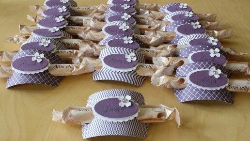 Dankeschön Geschenke Kommunion  Pin von Angelina auf Verpackung