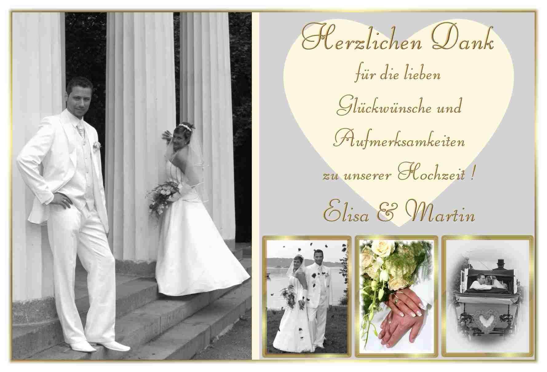 Dankeskarte Hochzeit Text  Dankeskarte Hochzeit Text Dankeskarten Hochzeit Text