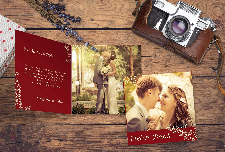 Danksagungskarten Hochzeit Günstig  Danksagungskarten Hochzeit Günstig Neu 35 Luxus