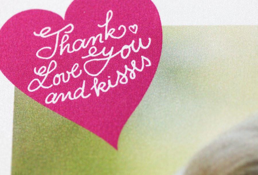 Danksagungskarten Hochzeit Günstig  Danksagungskarten Hochzeit günstig