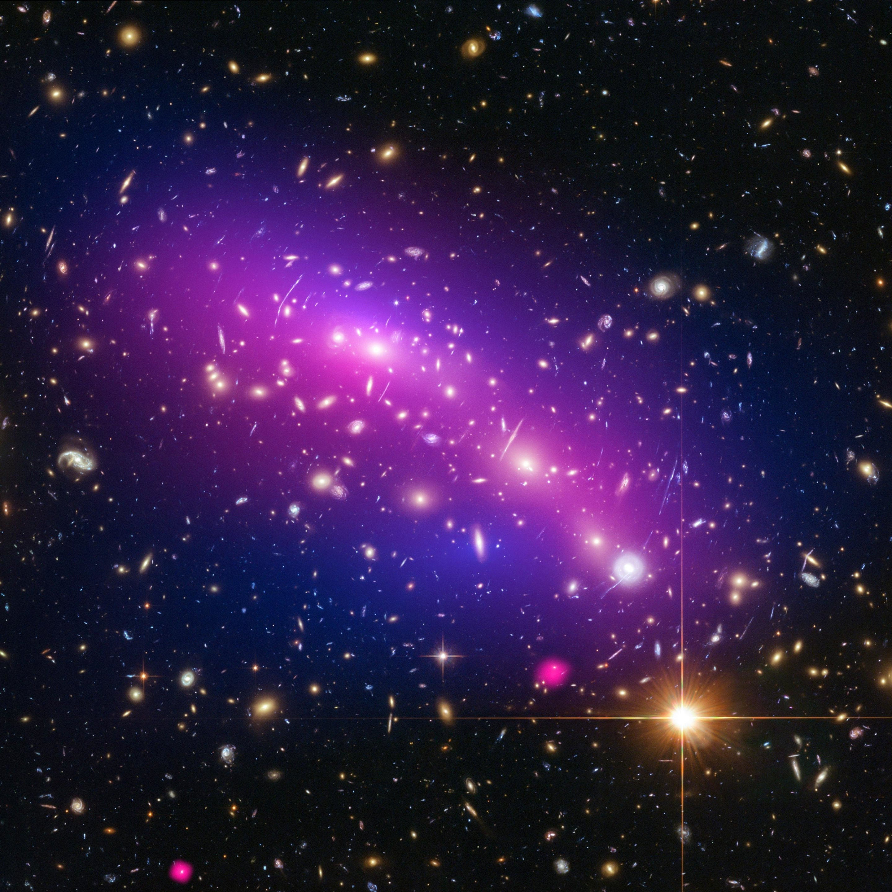 Dark Matter  Study suggests the elusive neutrino could make up a