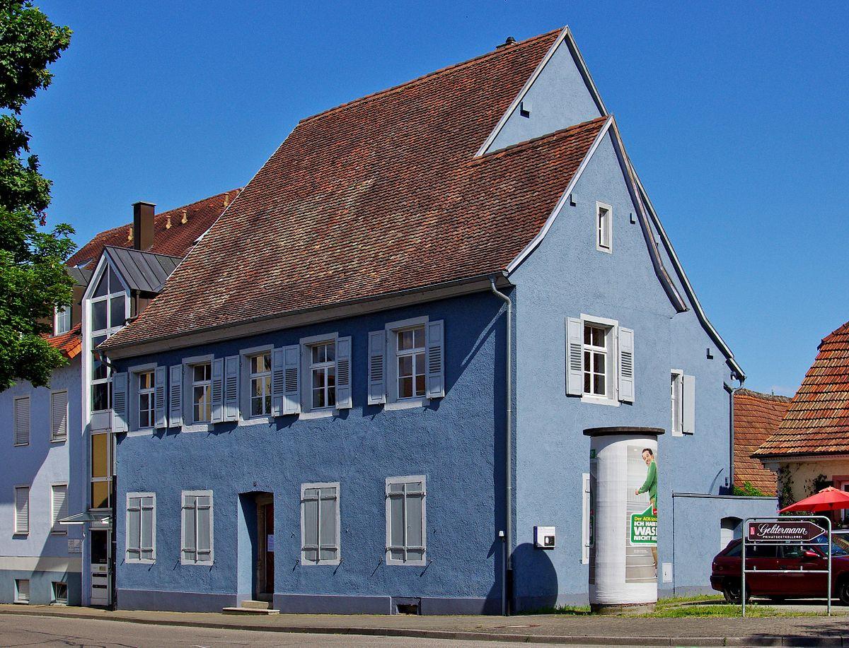 Das Blaue Haus  Blaues Haus Breisach –