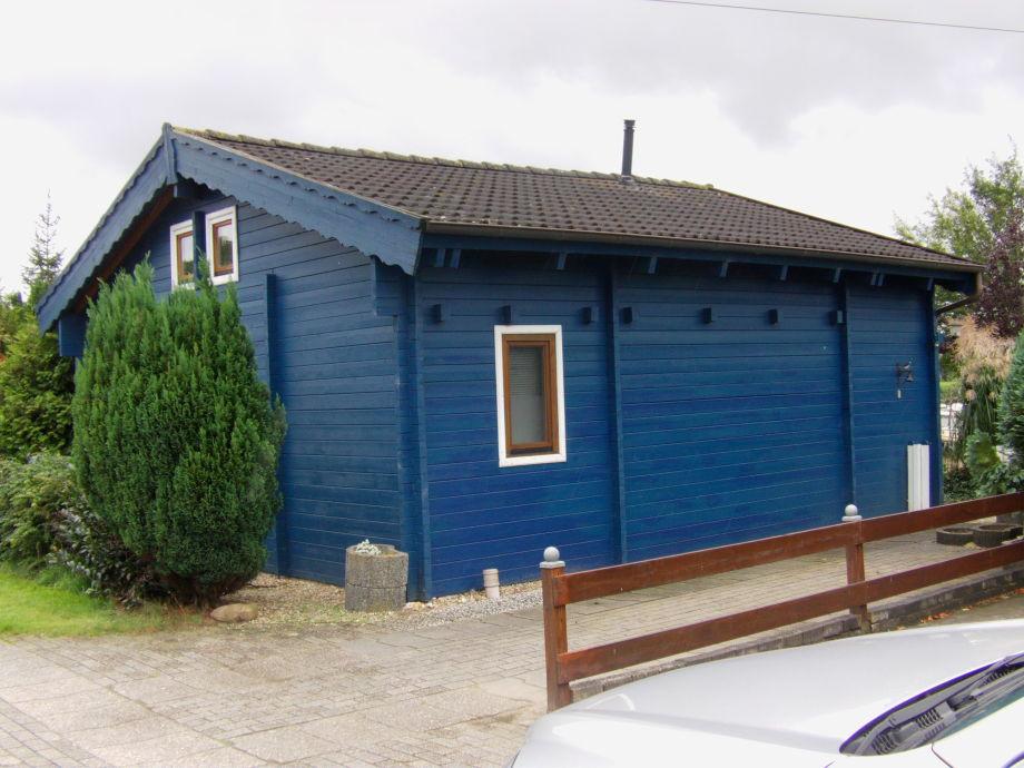 Das Blaue Haus  Ferienhaus Das Blaue Haus Emsland Walchum Frau Annette