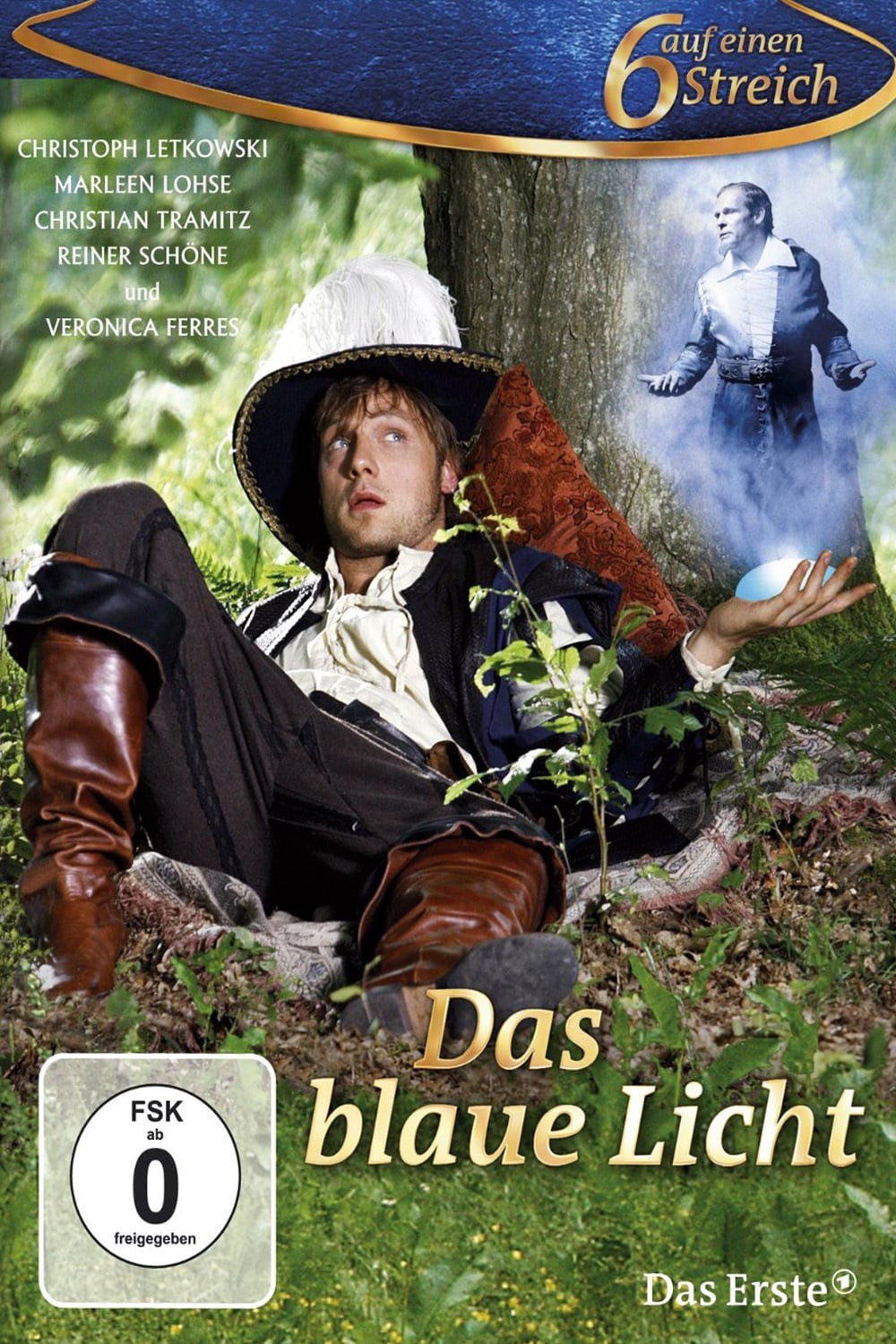 Das Blaue Licht  Das blaue Licht 2010 Posters — The Movie Database TMDb