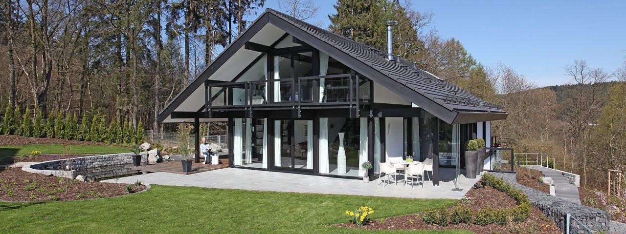 Davinci Haus  Traum Alterswohnsitz im Westerwald DAVINCI HAUS
