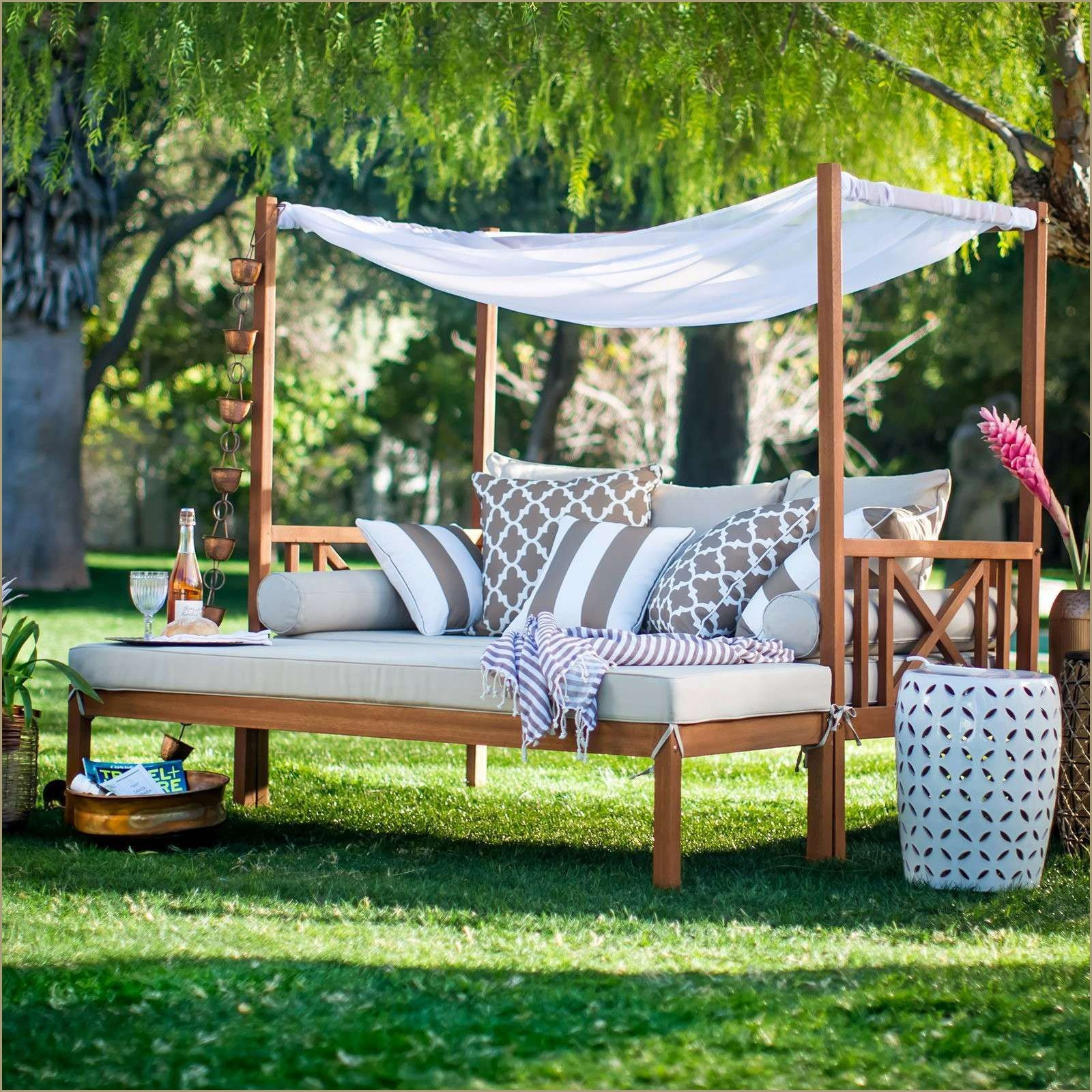 Daybed Garten  Fearsome Home Depot Chairs Sale Daybeds Outdoor Furniture